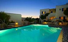 Foto Hotel Manos in Naoussa ( Paros)